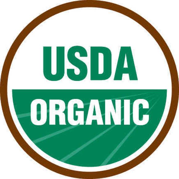When I go to the supermarket, how can I tell organically produced food ...